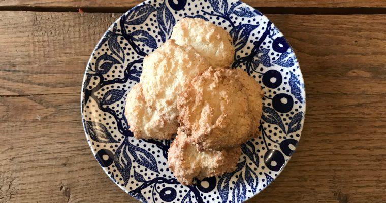 simpel recept kokosmakronen zelf maken