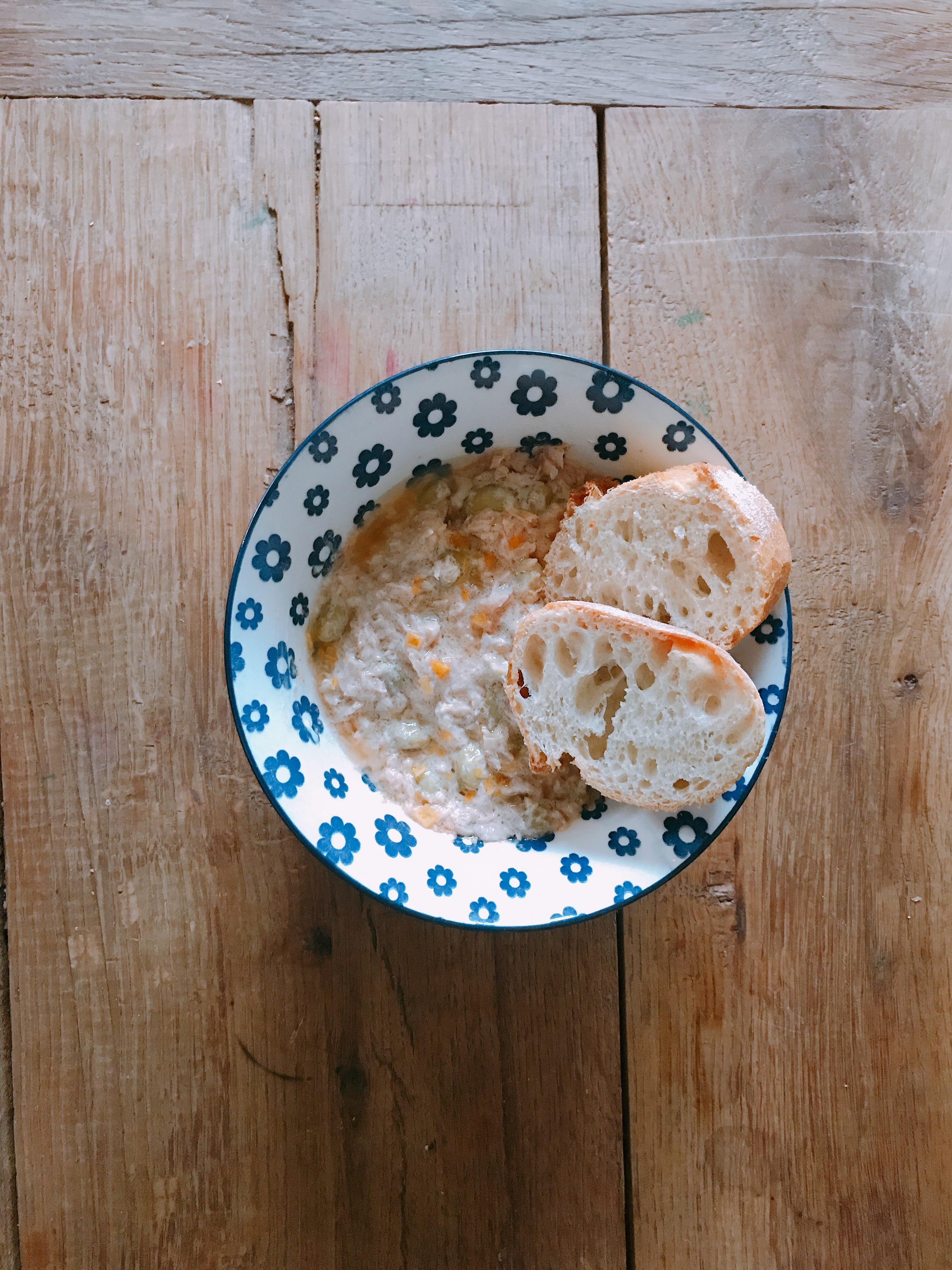 Gewoon lekkere tonijnsalade met een twist