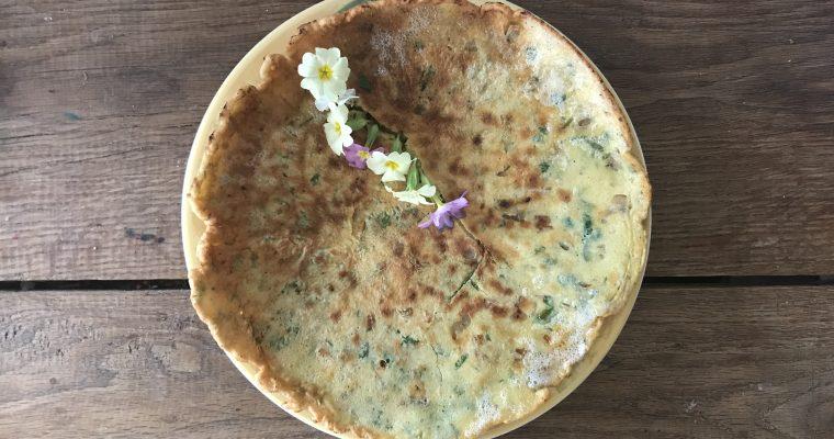Pascade hartige koek uit de Aveyron