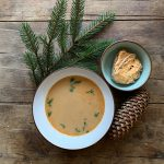 Bisque een Franse soep van schaaldieren