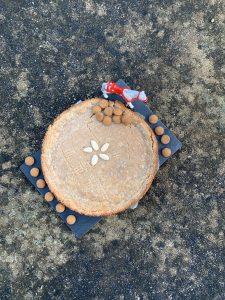 Sinterklaas boterkoek met speculaaskruiden
