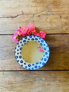 Simpele witte asperge soep