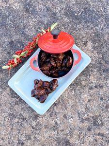 Babi ketjap uit de bijbel van de Indonesische keuken